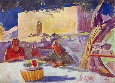 In The Time Of Leisure 1930