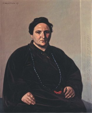 Portrait Of Gertrude Stein 1907