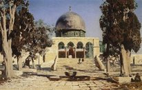 Haram Ash Sharif The Square Dimana The Temple Of Ancient Jerusal