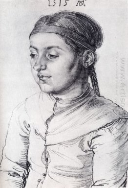 portrait of a girl 1515