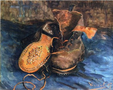 A Pair Of Shoes 1887