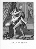 Achille and Briseis