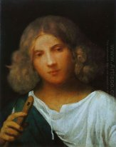 Boy With Flute 1508