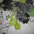 Gourd - Chinese Painting