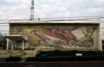 Genesis (Mural for the House of Culture in Mangalia)