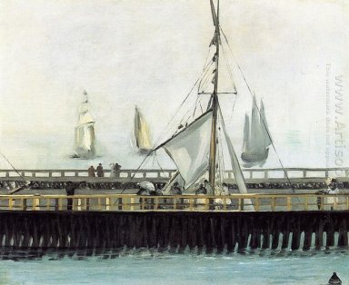 jetty at boulogne 1868