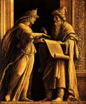 A sibyl and a prophet