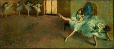 before the ballet detail 1892