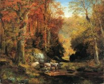 Cresheim Glen, Wissahickon, Autumn