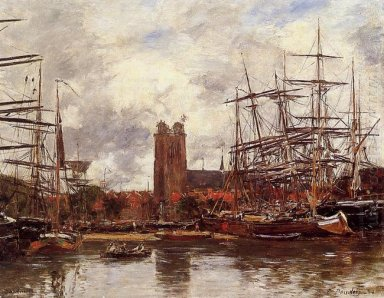 A French Port 1884