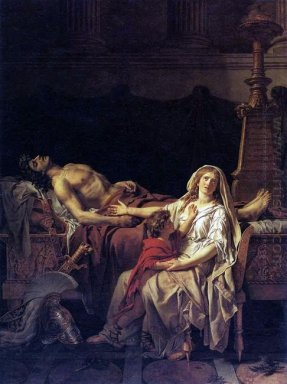 The Pain Of Andromache 1783
