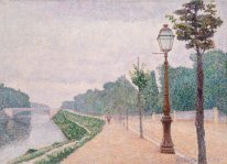 The Banks of the Seine at Neuilly