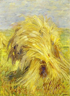 Sheaf Of Grain 1907