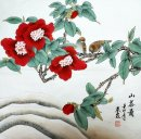 Camellia&Birds - Chinese Painting
