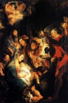 Adoration Of The Shepherds 1617 1