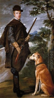 Cardinal Infante Don Fernando as a Hunter 1632-33