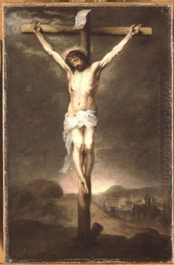 Christ On The Cross 1665