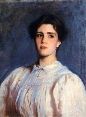 Portrait Of Sally Fairchild 1885