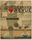 Poster for the Great Bridge Revue (Gro?e Br