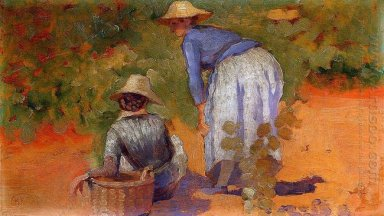 Study For The Grape Pickers