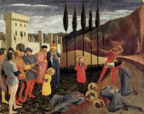 Beheading Of Saint Cosmas And Saint Damian 1440