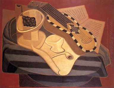 The Guitar With Inlay 1925