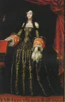 Portrait of Marie Louise of Orl