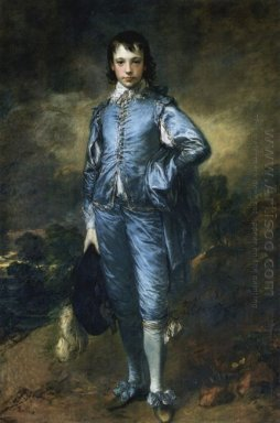 Portrait Of The Jonathan Buttall 1770