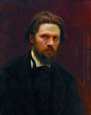 Oil Self Portrait 1874