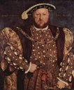 Portrait Of Henry Viii 1540