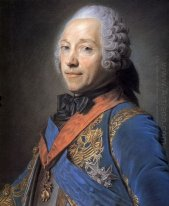 Charles Louis Fouquet Duke Of Belle Isle
