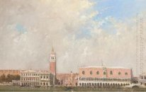 The Camponile & Doges Palace, Venice