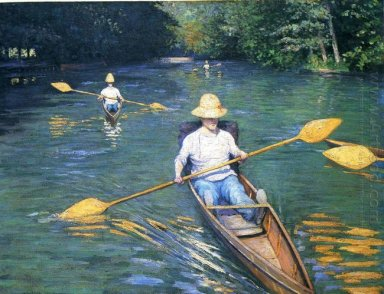 Skiffs On The Yerres