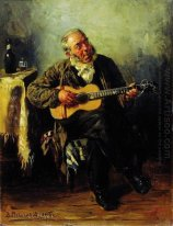 Guitar Player 1879