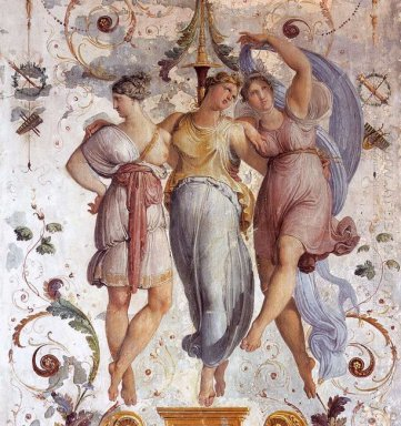 Wall Decoration Detail 1817