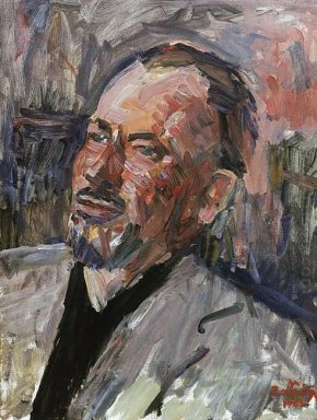 Portrait Of John Steinbeck 1963