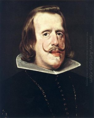 Portrait Of Philip Iv 1653