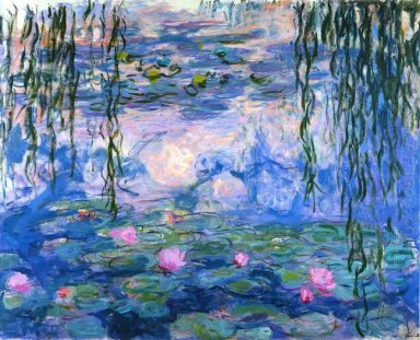 Water Lilies 1919 1