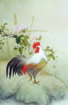 Zodiac & Chicken - la pintura china