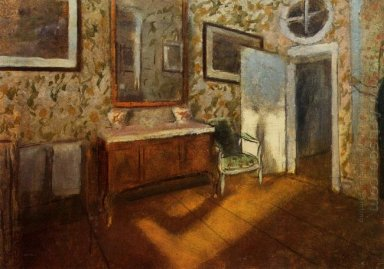 interior at menil hubert 1892