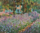 Irises In Monet S Garden 03