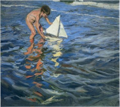 The Young Yachtsman 1909