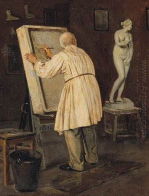 Old Painter 1884