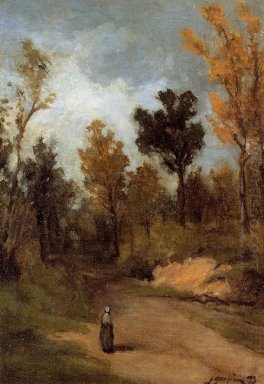 the forest path 1873