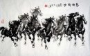 Horse-ToSuccess - Chinese Painting