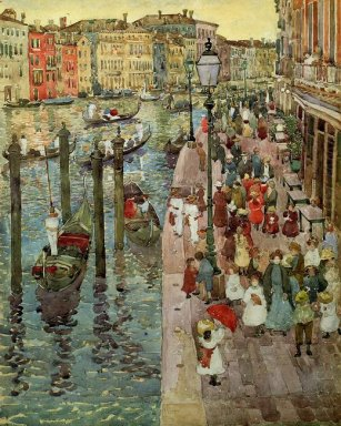 The Grand Canal Venice 1899