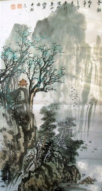 Landscape - Chinese Painting