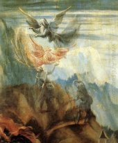Annunciation To The Shepherds Detail From The Annunciation From