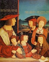 Portrait of Emperor Maximilian and His Family
