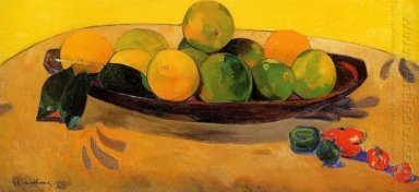 still life with tahitian oranges 1892